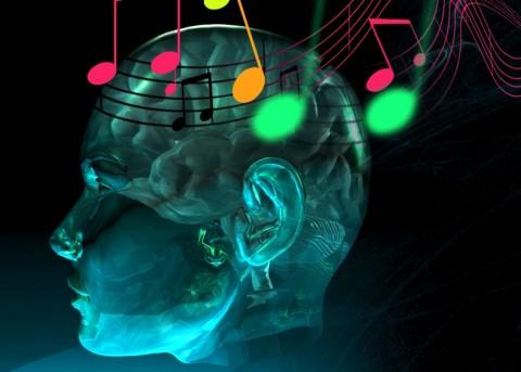 موسیقی بر مغز